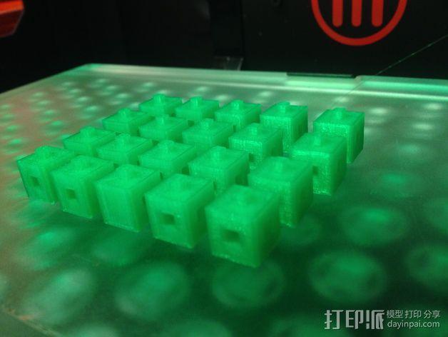 联锁立方体 3D模型  图5