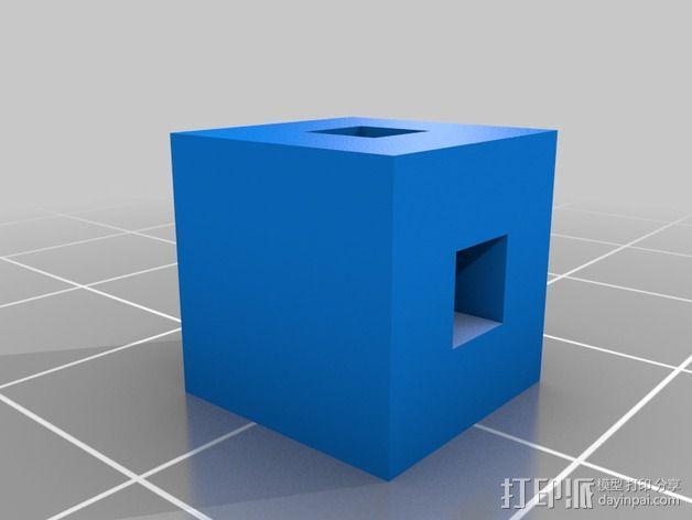联锁立方体 3D模型  图6