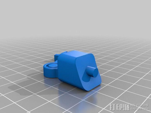 模块化移动火星基地 3D模型  图8