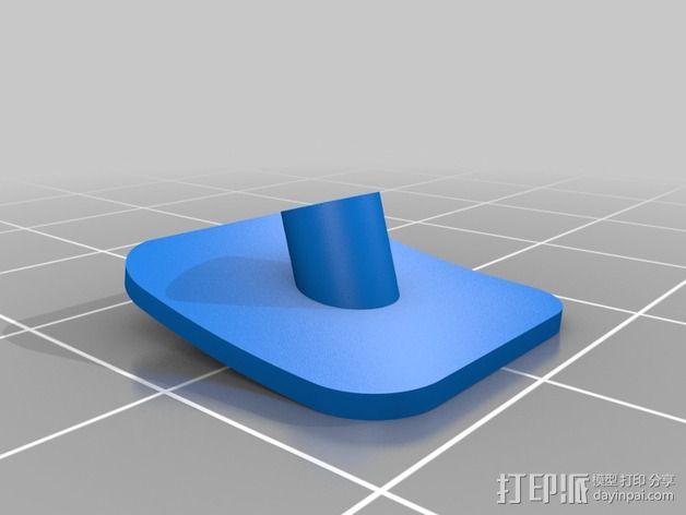 模块化移动火星基地 3D模型  图7