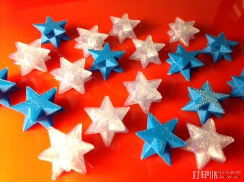 星星 3D模型  图1