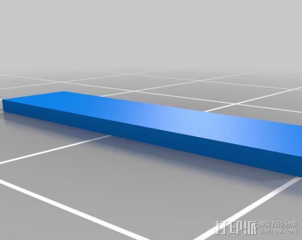 参数化自动滤光片转盘 3D模型  图6