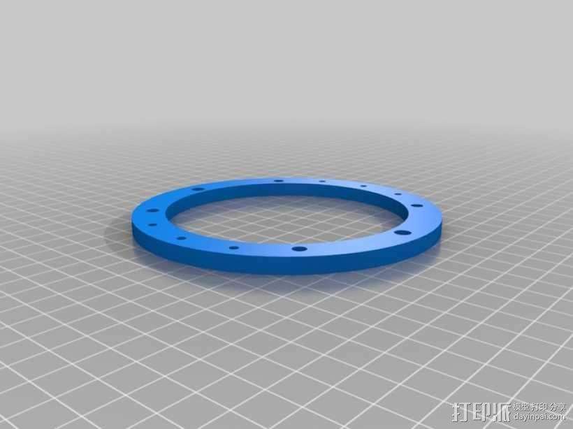 行星齿轮变速器 3D模型  图12
