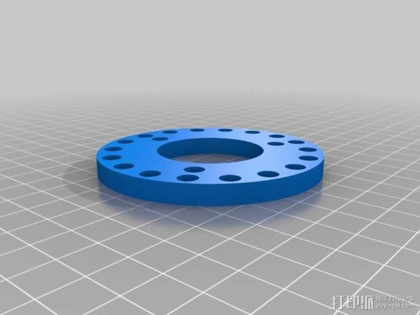 行星齿轮变速器 3D模型  图13