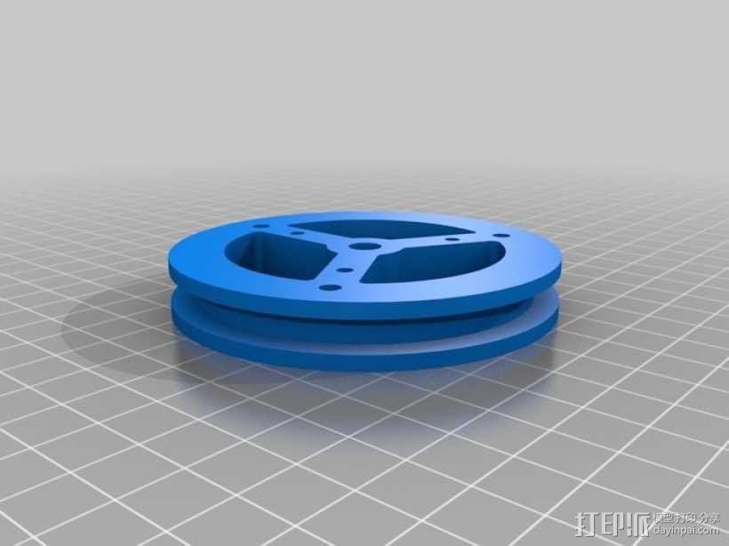 行星齿轮变速器 3D模型  图18