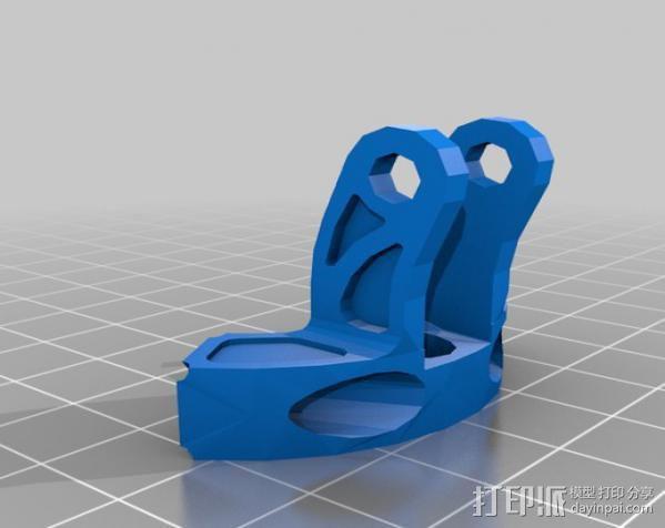 仿生爪 3D模型  图4