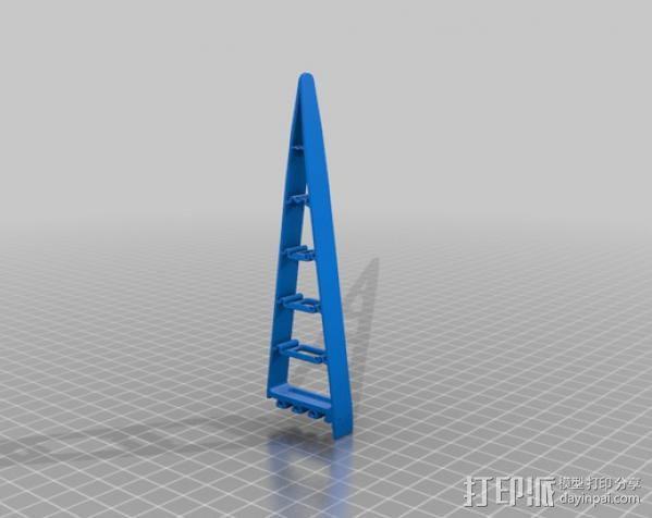 仿生爪 3D模型  图6
