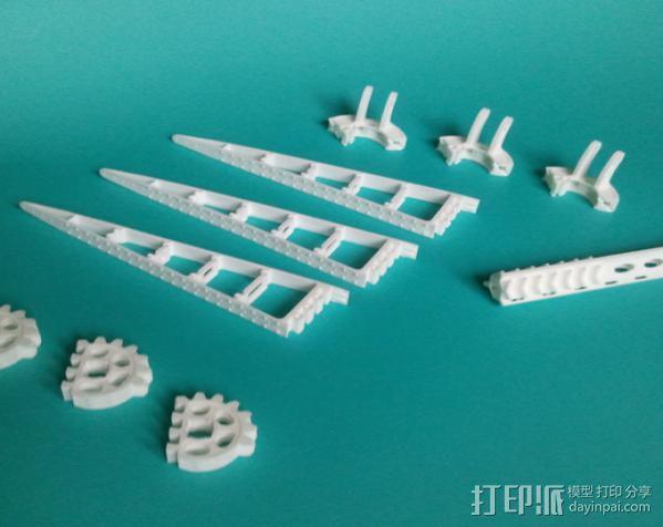 仿生爪 3D模型  图9