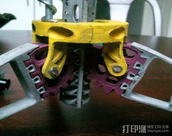 仿生爪 3D模型  图7