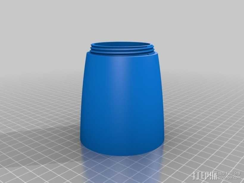 火箭前锥模型 3D模型  图3