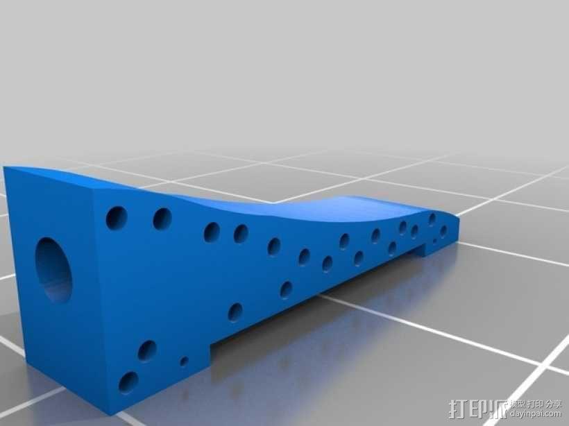 CO2汽车模型 3D模型  图2