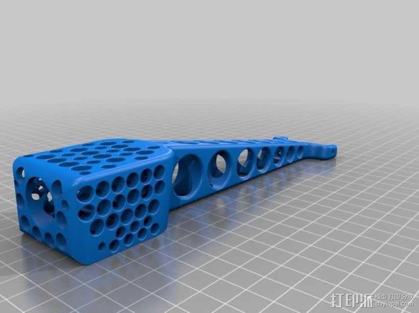 CO2汽车模型 3D模型  图3