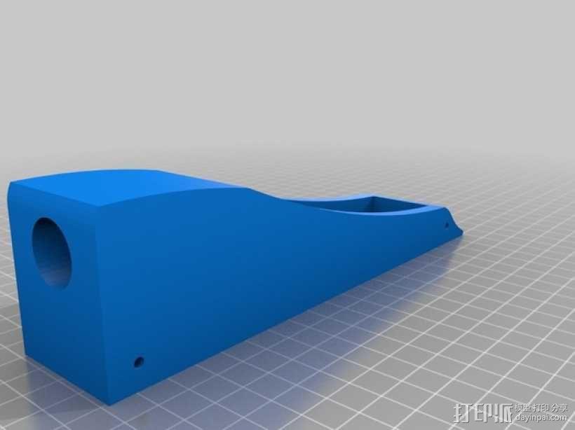 CO2汽车模型 3D模型  图5
