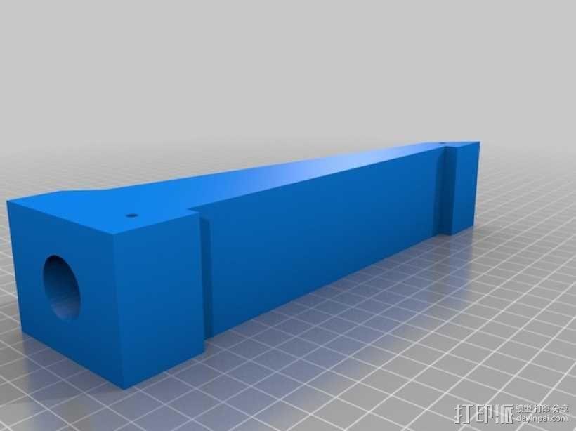 CO2汽车模型 3D模型  图4