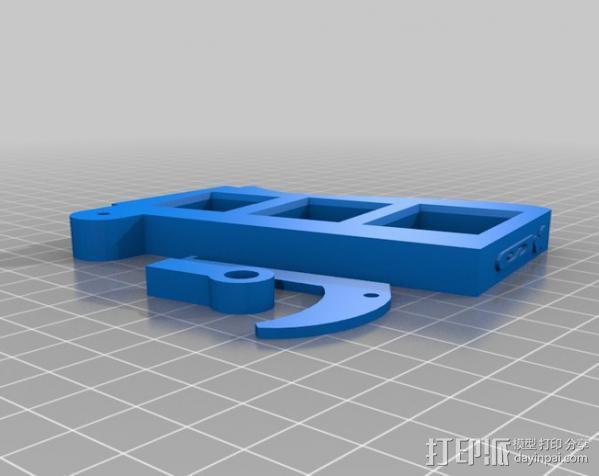 苍蝇拍 3D模型  图9