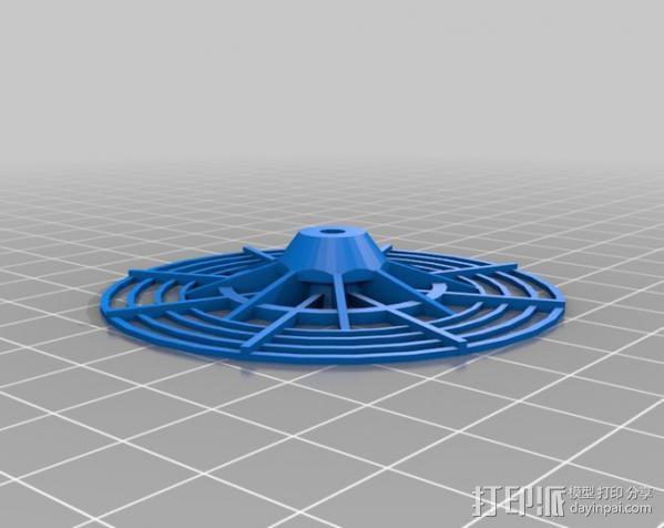 苍蝇拍 3D模型  图11