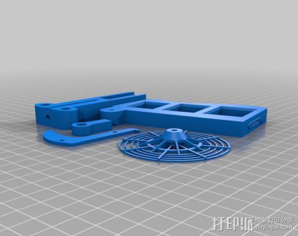 苍蝇拍 3D模型  图12