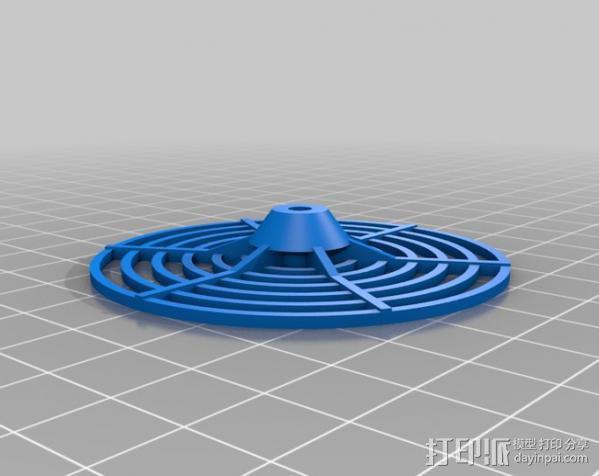 苍蝇拍 3D模型  图13