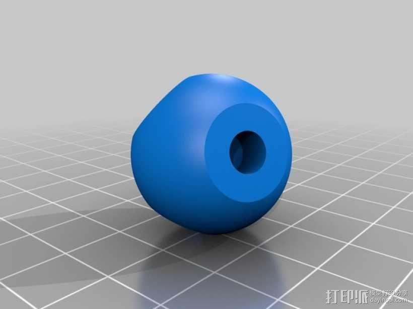 化学分子模型 3D模型  图3