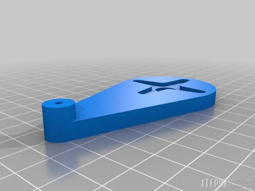 机器人手臂 3D模型  图1