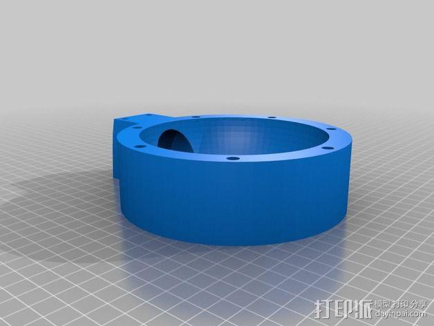 玩具反应堆 3D模型  图4
