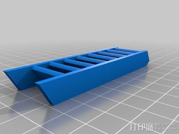 玩具反应堆 3D模型  图7