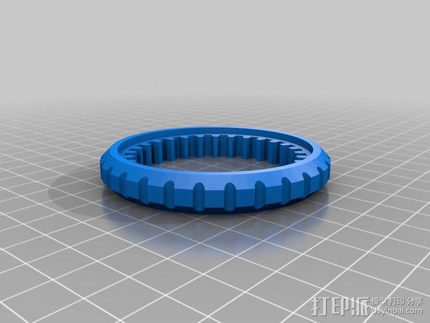 玩具反应堆 3D模型  图9