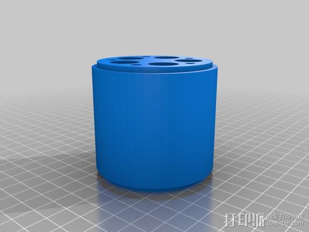 玩具反应堆 3D模型  图8