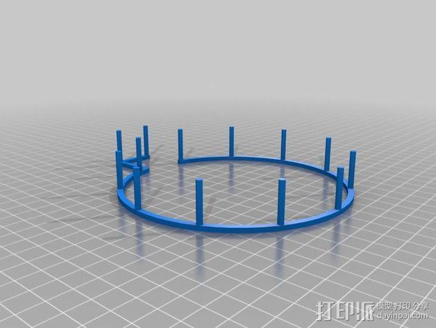 玩具反应堆 3D模型  图10
