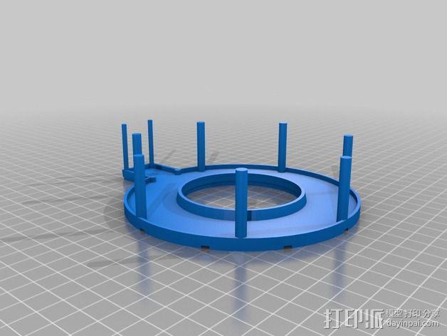 玩具反应堆 3D模型  图12