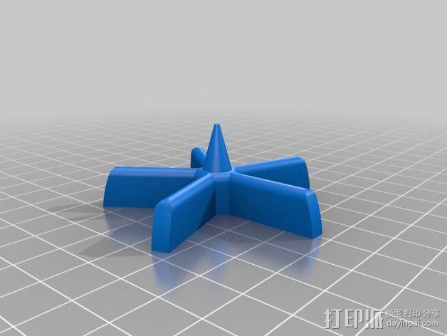 玩具反应堆 3D模型  图14