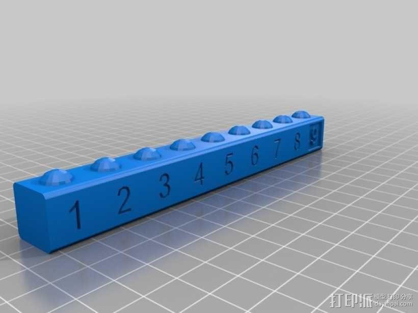 数字方块 3D模型  图4