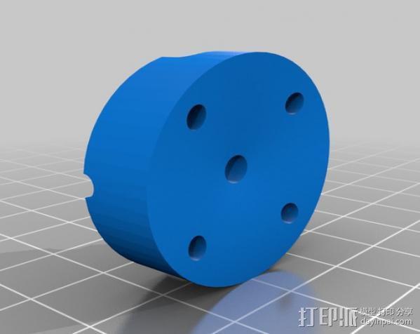 风向标 3D模型  图6