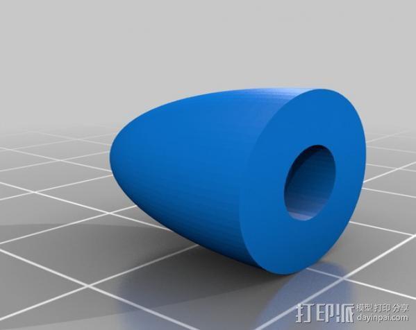 风向标 3D模型  图7