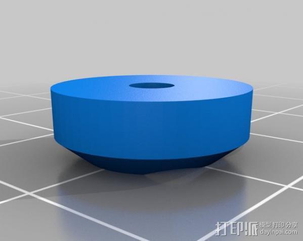 风向标 3D模型  图9