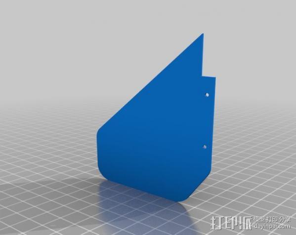 风向标 3D模型  图11