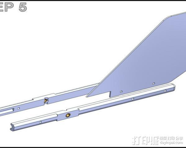 风向标 3D模型  图18