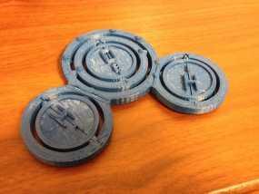 水分子模型 3D模型