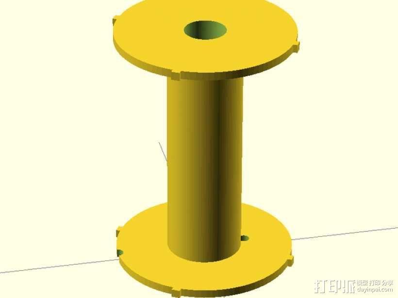 发电机组 3D模型  图4