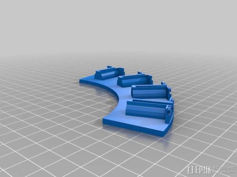 发电机组 3D模型  图7
