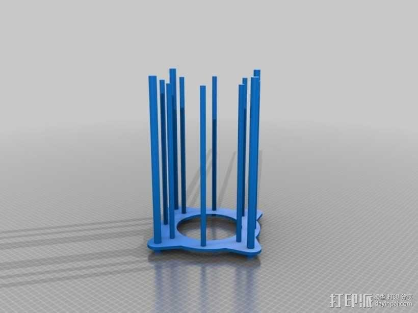 发电机组 3D模型  图10