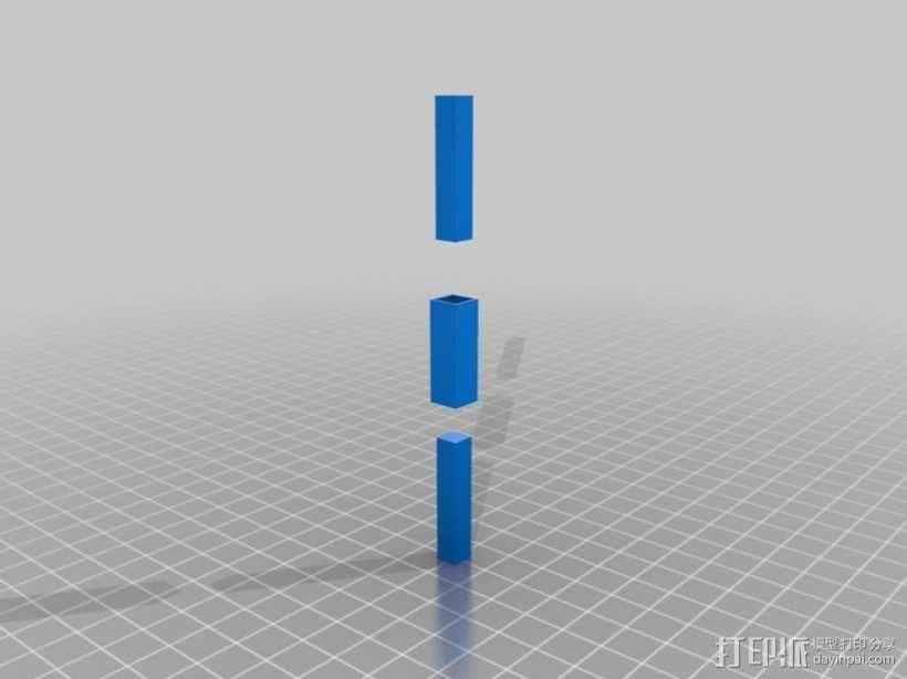 发电机组 3D模型  图8