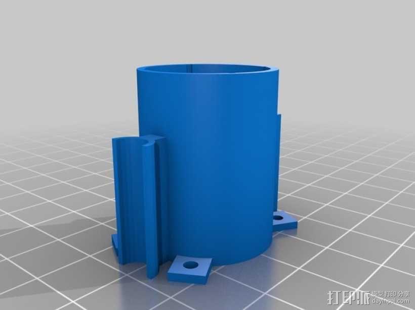 发电机组 3D模型  图11