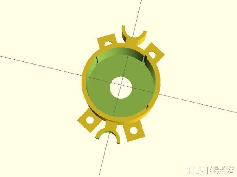 发电机组 3D模型  图12