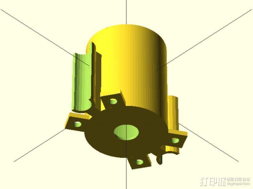 发电机组 3D模型  图13