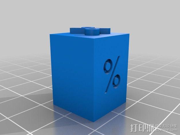 饼干切割器 3D模型  图7