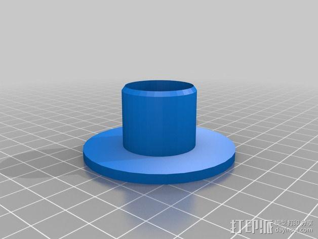 饼干切割器 3D模型  图6