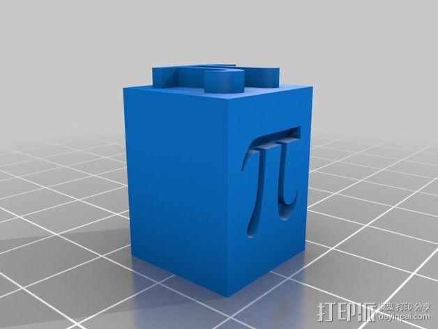 饼干切割器 3D模型  图9