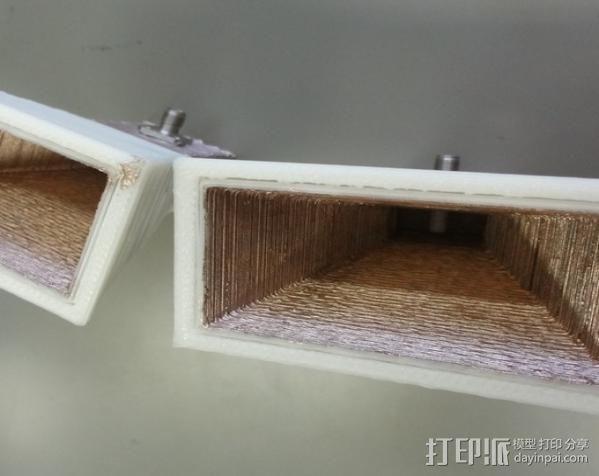 号角天线 3D模型  图6