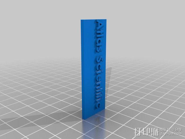USB电路盒 3D模型  图7